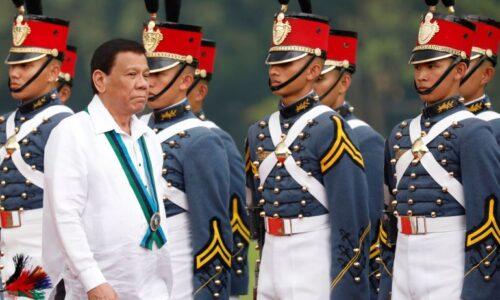 Дутерте захищає солдатів, які отримали незаконну вакцину проти COVID з Китаю